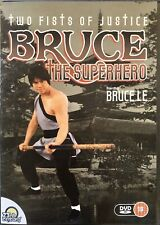 Bruce The Superhero (Official UK DVD) Free UK Post