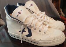 Vintage 1970s Converse ALL STARS, ABA USA Basketball Shoes, sz 7.5, Perfect !!!