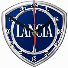 HORLOGE MURALE Logo LANCIA-01M