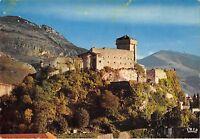 BT6855 Lourdes le chateau fort et le pic du jer         France