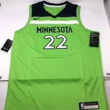Nike NBA Andrew Wiggins Lime Green Home Jersey Youth Size X-Large