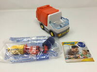 Playmobil 1.2.3 Recycling Truck 6774 -BRAND NEW ITEMS STILL SEALED- Sold Unboxed