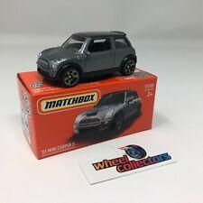 '03 Mini Cooper S * 2021 Matchbox POWER GRABS Case W * HG22