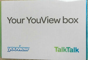 TalkTalk DN360T Box Youview Freeview HD Pause & Catch Up TV Same Day Post