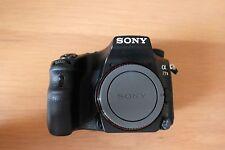 Sony Alpha SLT-A77 ii (2) 24.3MP Digital SLR Camera - Black (Body only)