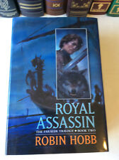 Royal Assassin by Robin Hobb  - signed & numbered Subterranean Press