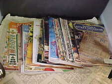 Sampler & Antique Needlework Quarterly Magazines Lot of 36 All Different NEW