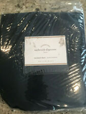 Pottery Barn Saybrook Oudoor Furniture Cover Sectional Chair Slipcover NEW Navy