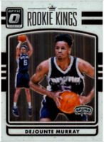 2016-17 Donruss Optic Rookie Kings Spurs Basketball Cards YOU PICK