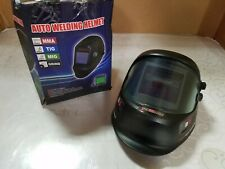 Tekware Welding Helmet 4C Lens Technology Solar Power Auto Darkening Hood True C