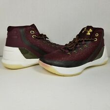 Under Armour SC Curry 3 MAGI Christmas Men's Basketball Shoes 1269279-543 Size 7
