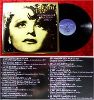 LP Edith Piaf Unvergessliche Erfolge Vol 2 (Holland)