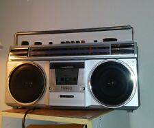 Vintage Sanyo Radio Cassette Stereo Recorder Boombox M9705