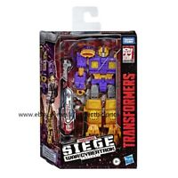 """New Transformers Hasbro Impactor G1 Siege War Deluxe Class Action Figure 5"""" Toys"""