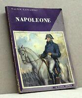 "NAPOLEONE - W. Ganzaroli [Libro, ""La Scuola Editrice""]"