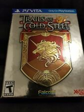 THE LEGEND OF HEROES : TRAILS OF COLD STEEL LIONHEART EDITION  COLLECTOR PS VITA