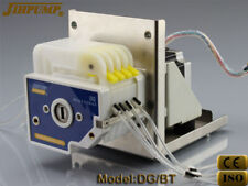 Multi-Channel Peristaltic Metering Pump Precision Dispensing with Stepper Motor