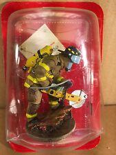 "Firefighter American ""Roofman""  2003   del Prado item BOM051"