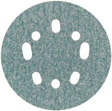 "Norton ProSand MULTI-AIR 5"" Multi-Hole Pattern Hook & Sand Disc, 120 grit, 10 pa"