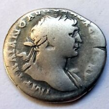 TRAJAN - DENARIUS - ROMAN COIN