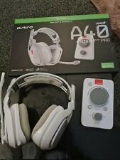 Astro A40 TR Wired Gaming Headset + MixAmp Pro TR for Xbox One PC Mac Nintendo