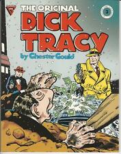 Original Dick Tracy Graphic Novel Soft Cover 1990 Chester Gould Gladstone
