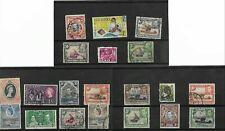 20X 1935- 1963 UGANDA/KENYA/TANGANYIKA  STAMPS