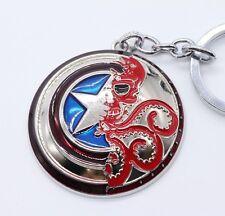 Keychain / Porte-clés - Marvel The Avengers Captain America Shield