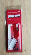 Herpa Minikit 013192 - 1/87 Ford Transconti Planen-Hz - Weiss - Neu