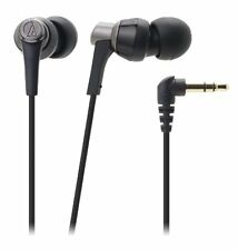 audio-technica CKR Series canal type earphone Black ATH-CKR3 BK