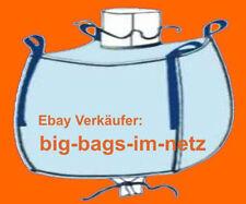 4 Stück BIG BAG - 80 cm hoch -  90 x 90 cm Bags BIGBAGS Säcke CONTAINER FIBC
