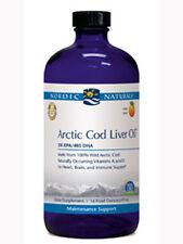 Nordic Naturals Arctic Cod Liver Oil Orange 16 fl oz