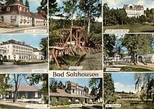 63667 Bath Salt Hausen-Baroque-Cottage-Water Wheel-Ernst-Ludwig-Home - 1969