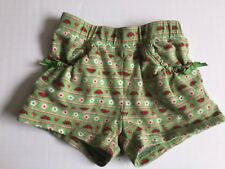GYMBOREE shorts 3T Watermelon Picnic summer vacation Green Red VINTAGE bottoms