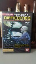 PETE RILEY ´Technical Difficulties´ Schlagzeug Drum DVD