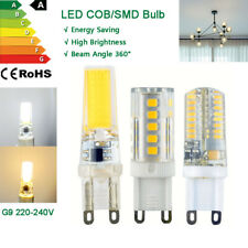 G9 led bulb 220V 230V COB cool warm white lights SMD 2835 4W 5W 6W lamp