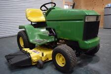 "John Deere Tractor Lx178 Works Great 48"" Deck Liquid Cooled Kawasaki"