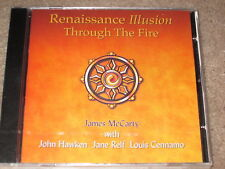 RENAISSANCE ILLUSION - THROUGH THE FIRE - NEW