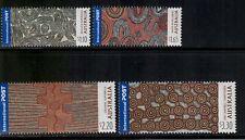 Australia,Scott#2155-2158 ,Mnh,Papunya Tula,Aboriginal Art,