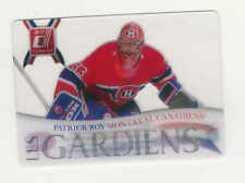 2010-11 PANINI DONRUSS LES GARDIENS PATRICK ROY MONTREAL CANADIANS #3
