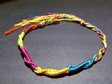 rainbow friendship chakra bands Rainbow Friendship bracelets / Angklets