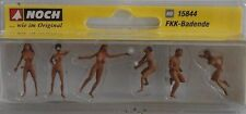 More details for noch 15844 nudists 00/h0 model railway figures