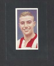 New listing 85 YR OLD 1936 ORIGINAL STANLEY MATTHEWS CARD VINTAGE FAMOUS FOOTBALLERS STOKE