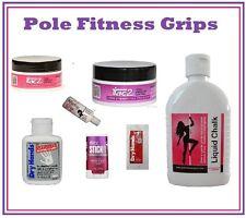 Pole Fitness / Sport Grip, Dry Hands, iTac2, Tite Grip, Liquid Chalk,XDry & More