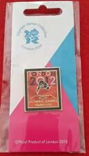 Rowing Olympics London 2012 Venue Sports Logo Pictogram Pin Code 1749