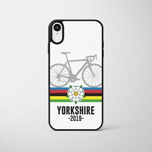 Yorkshire World Champs 2019 Cycling Phone Case - NEW - iPhone - Samsung