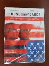 House of Cards - The Complete Fifth Season (DVD, 2017) BRAND NEW/SEALED