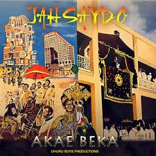 AKAE BEKA - JAHSAYDO CD (Vaughn Benjamin of Midnite)  Roots Reggae