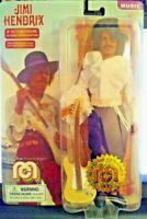 "Jimi Hendrix MC Mego Music 8"" Action Figure 14 Point Articulation Ltd Ed #1453"