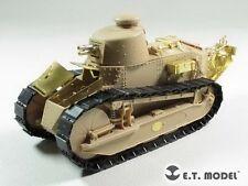 ET Model E35199 1/35 FT-17 (Cast Turret) Detail Up Set for Meng Model TS-008